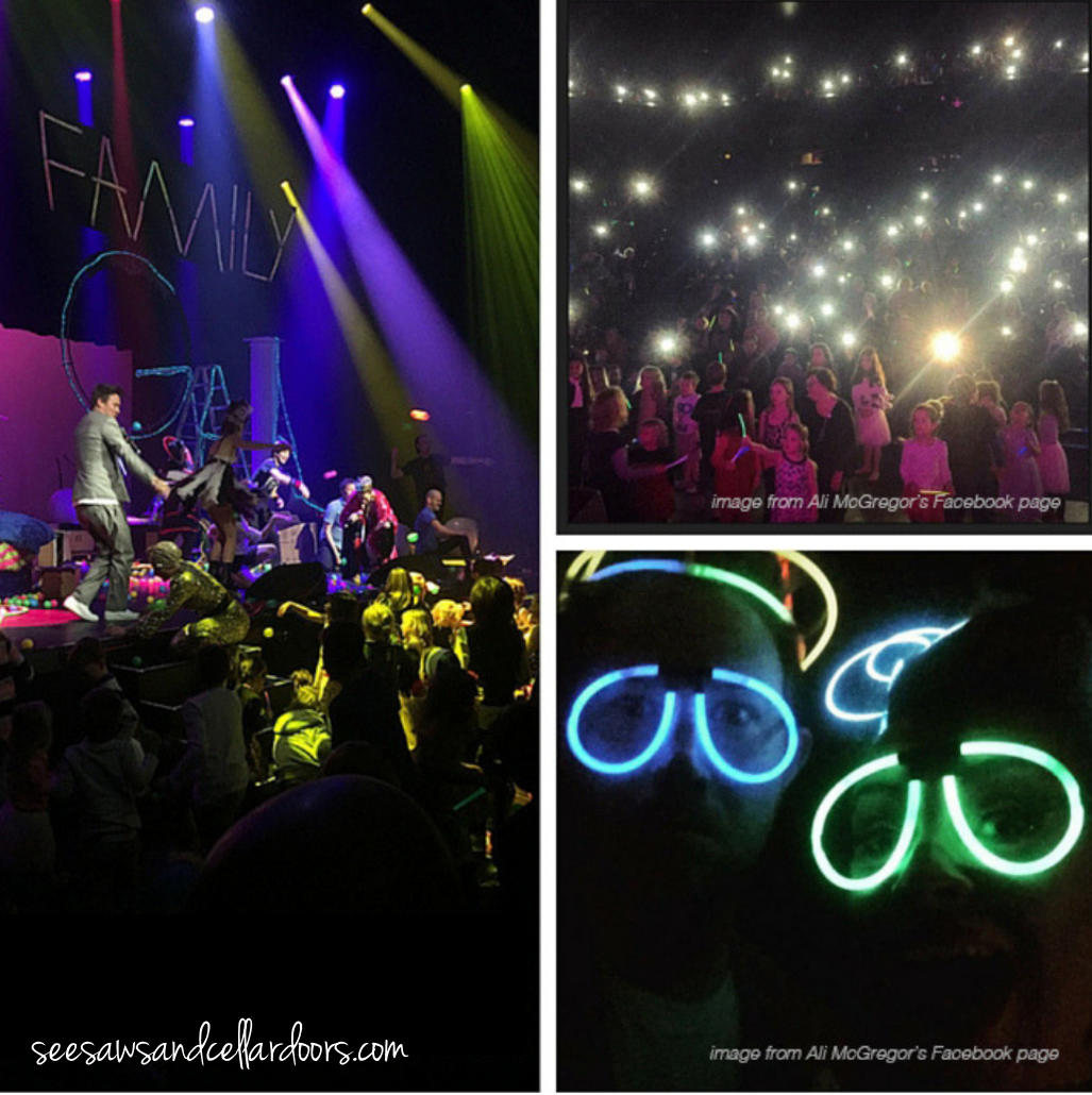 Adelaide Caberet Festival Family Gala  review by Susannah Marks