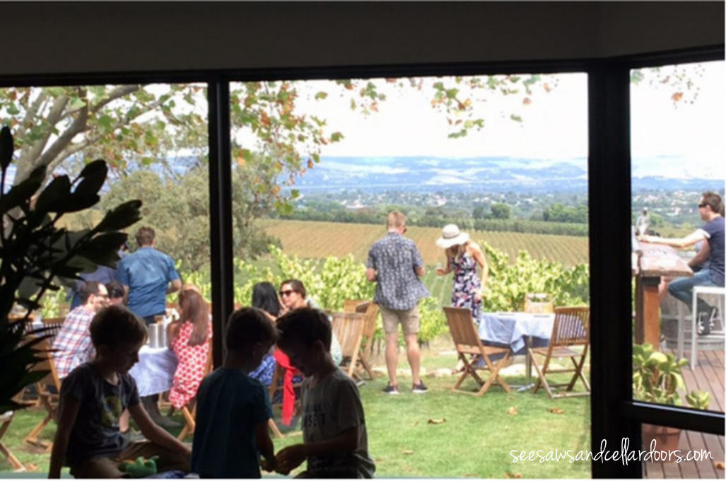 Seesaws & Cellar Doors review of Beach Road Wines McLaren Vale