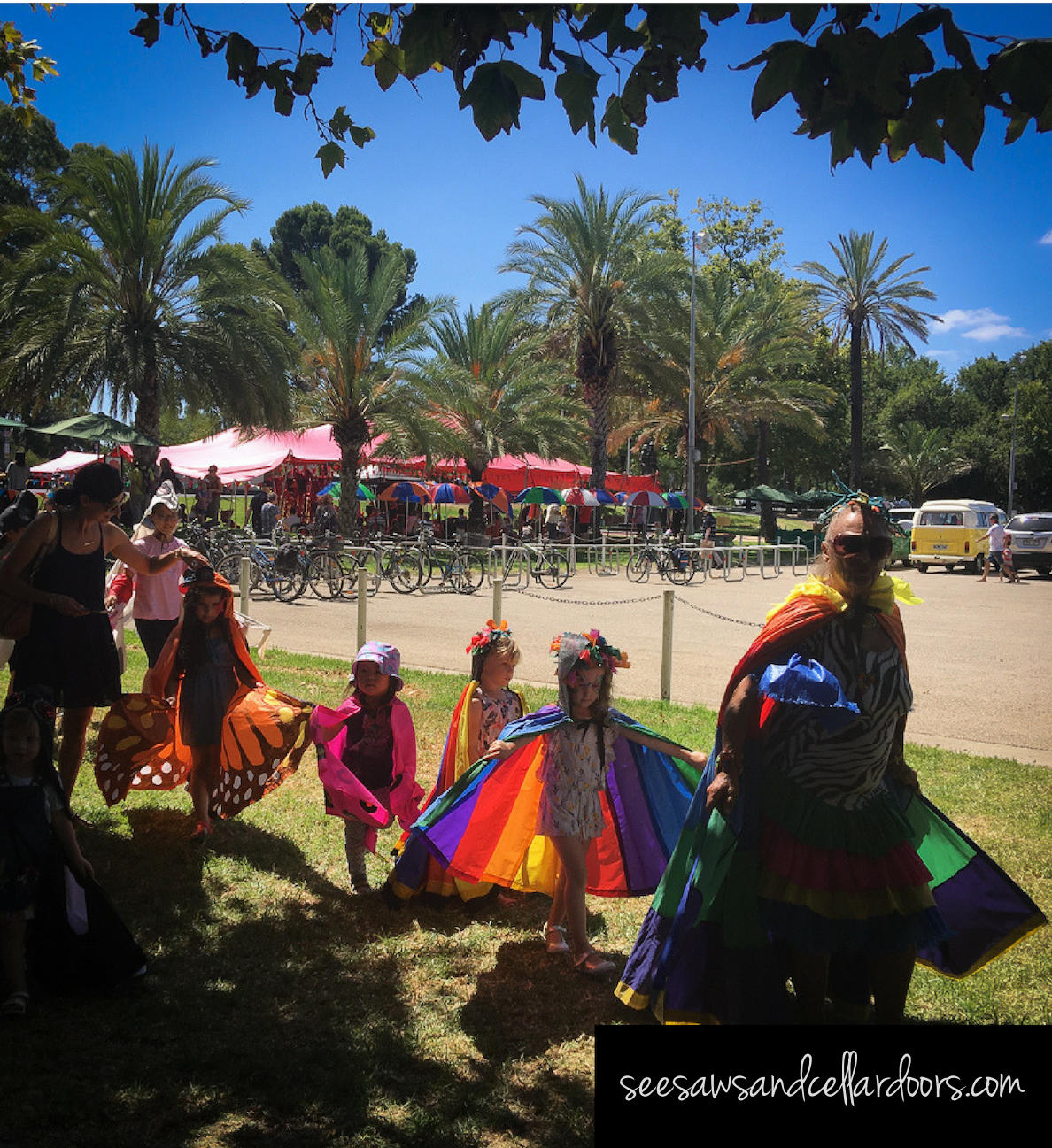 Review of Kids Weekend at Adelaide Writers Week