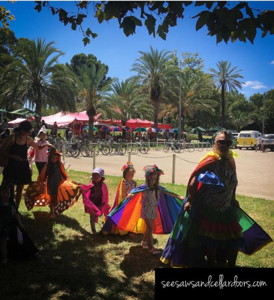 Review of Kids Weekend at Adelaide Writers Week