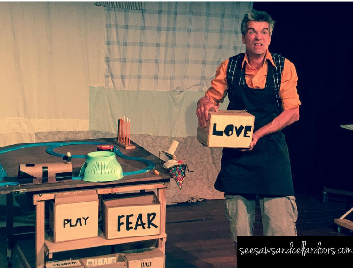 Review of Loose Ends at the Adelaide Fringe. Review and images by Susannah Marks