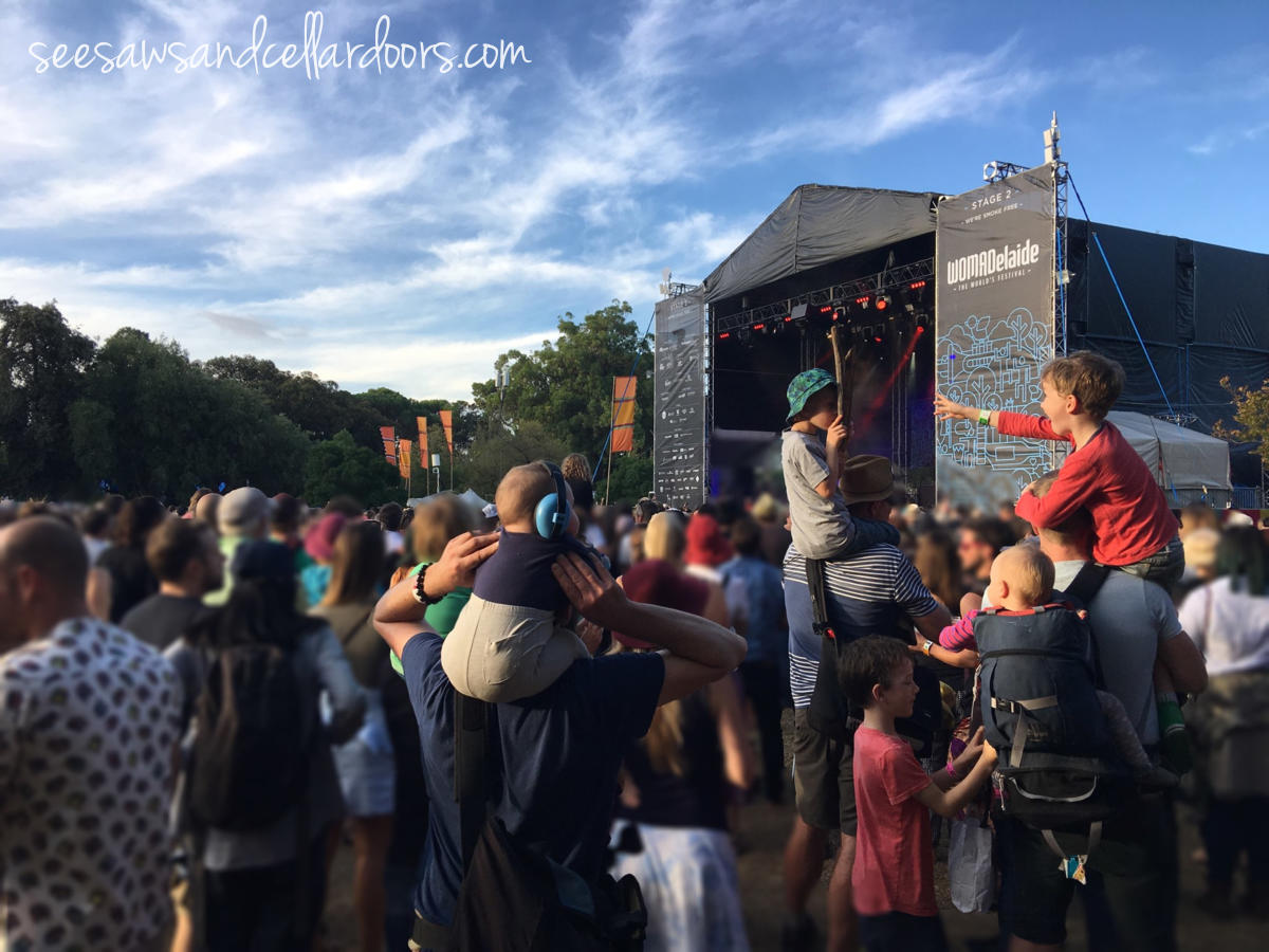 Review of WOMADelaide 2017 Image Credit: Susannah Marks