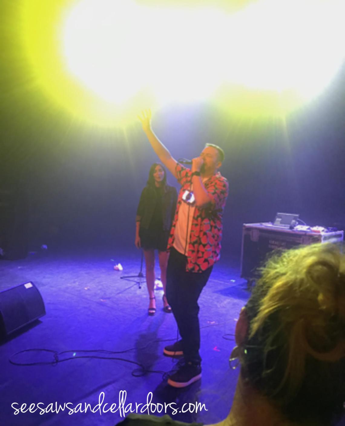 Abandoman - Pirate Radio Fringe Festival Review