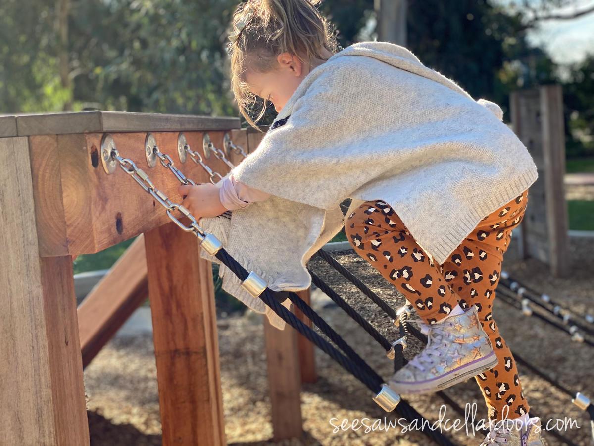Heywood Park Adelaide Ninja Trail